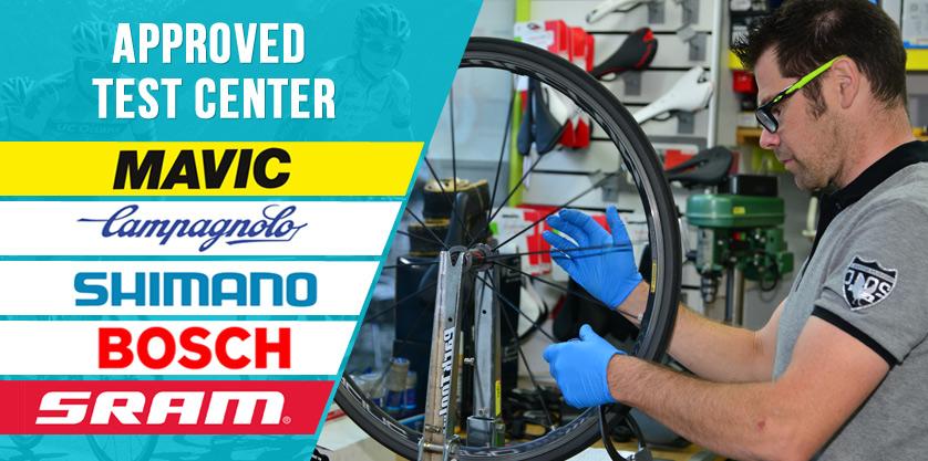 Atelier réparation vélo Alpe d'Huez