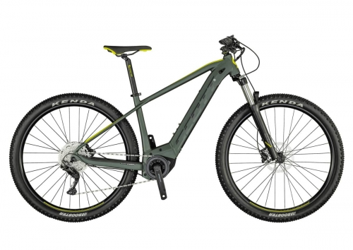 MTB electirc bike rental