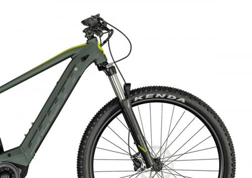 MTB electirc bike rental