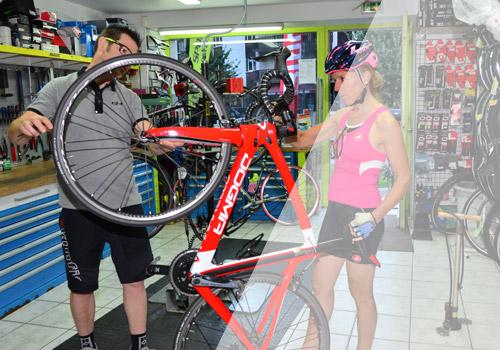 Bike Servicing Alpe d'Huez