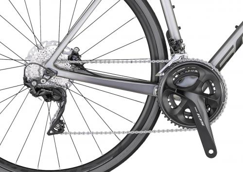 Vélo route carbone compact
