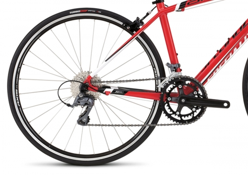 Specialized Allez route junior rouge